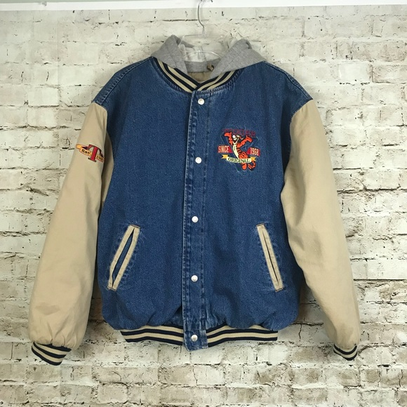 11ad9a4159ac Disney Other - Disney Store Tigger Winnie The Pooh Jean Jacket